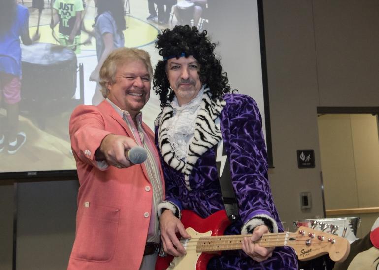 CCD 2019 Steve & Dr Raies
